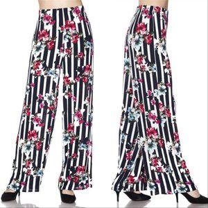 Pants - WIDE LEGGED PANTS